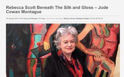 Jude Cowan Montague review: Rebecca Scott at Standpoint