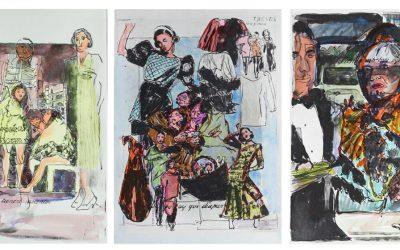 Cross Lane Projects at London Art Fair: Edit 2021